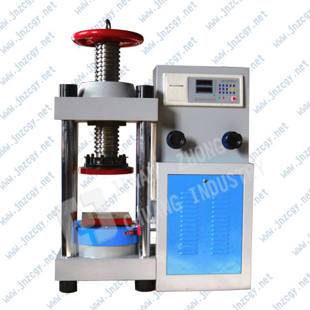 200T Digital Display Hydraulic Pressure Tester